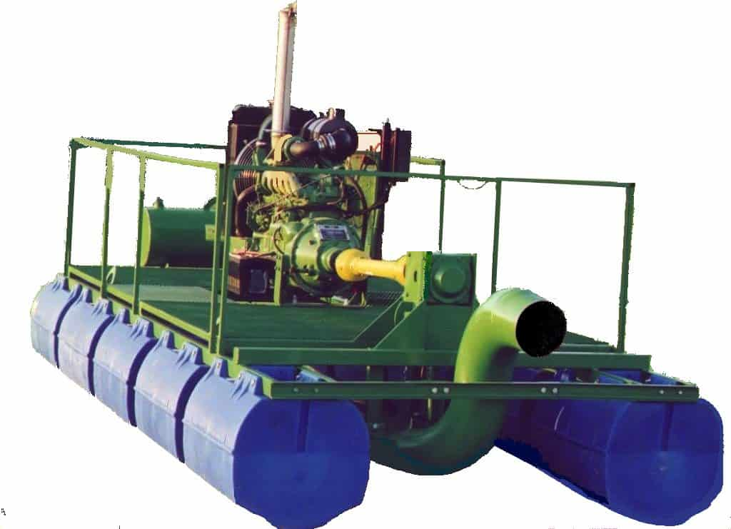 Vertical and Floating Water Pumps